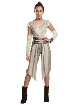 Deluxe Star Wars Ep. 7 Rey Women's Costume