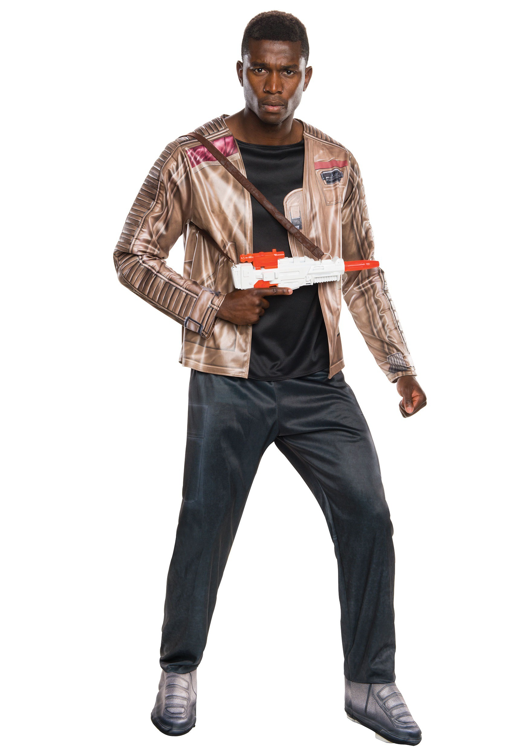 Deluxe Star Wars The Force Awakens Finn Costume RU810673