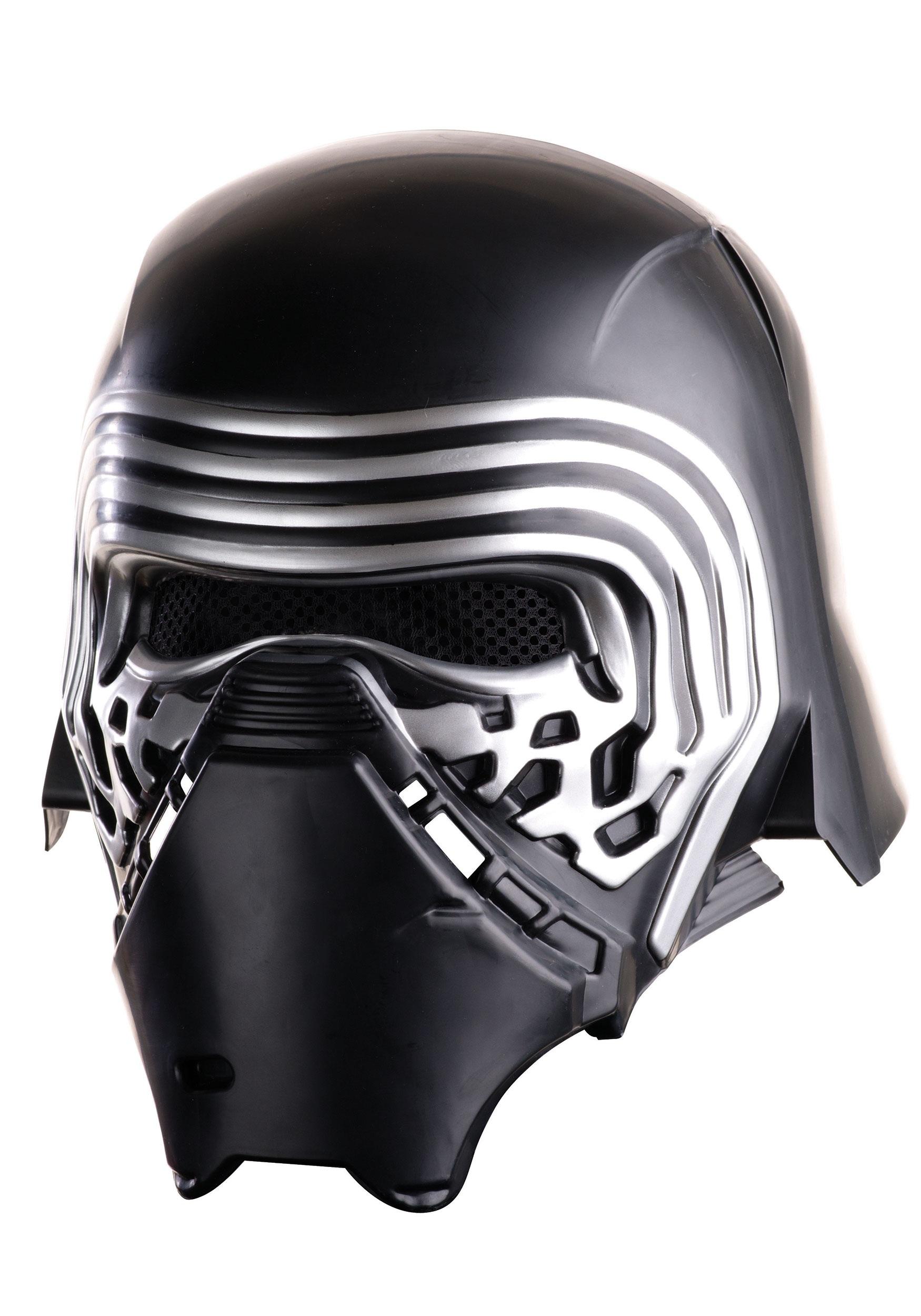 Child Deluxe Kylo Ren Helmet From Star Wars Episode 7