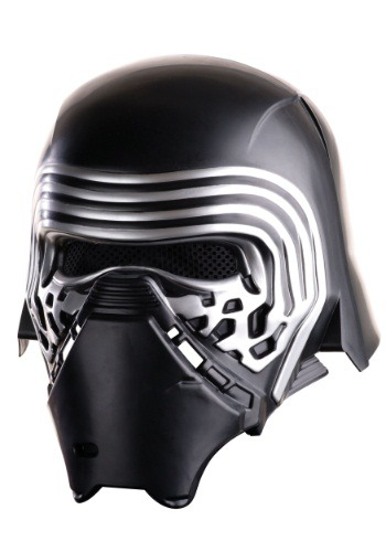 Child Star Wars Episode 7 Deluxe Kylo Ren Helmet