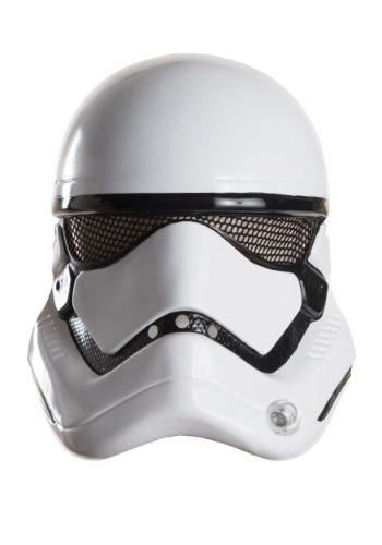Child Star Wars Ep. 7 Stormtrooper Helmet Faceplat RU32295