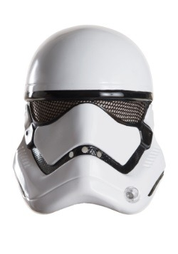 Child Star Wars Ep. 7 Stormtrooper Helmet Faceplat