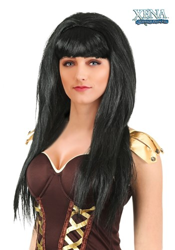 Xena Warrior Princess' Wig