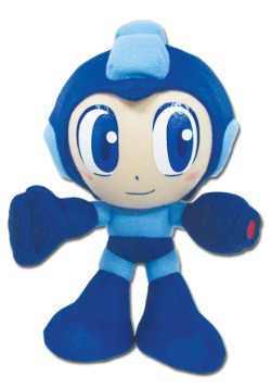 Mega Man 10 Plush