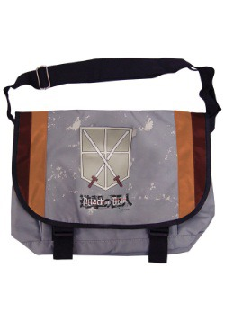 Attack on Titan Trainees Messenger Bag