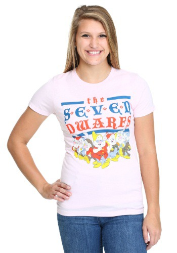 Snow White Vintage Seven Dwarfs Juniors