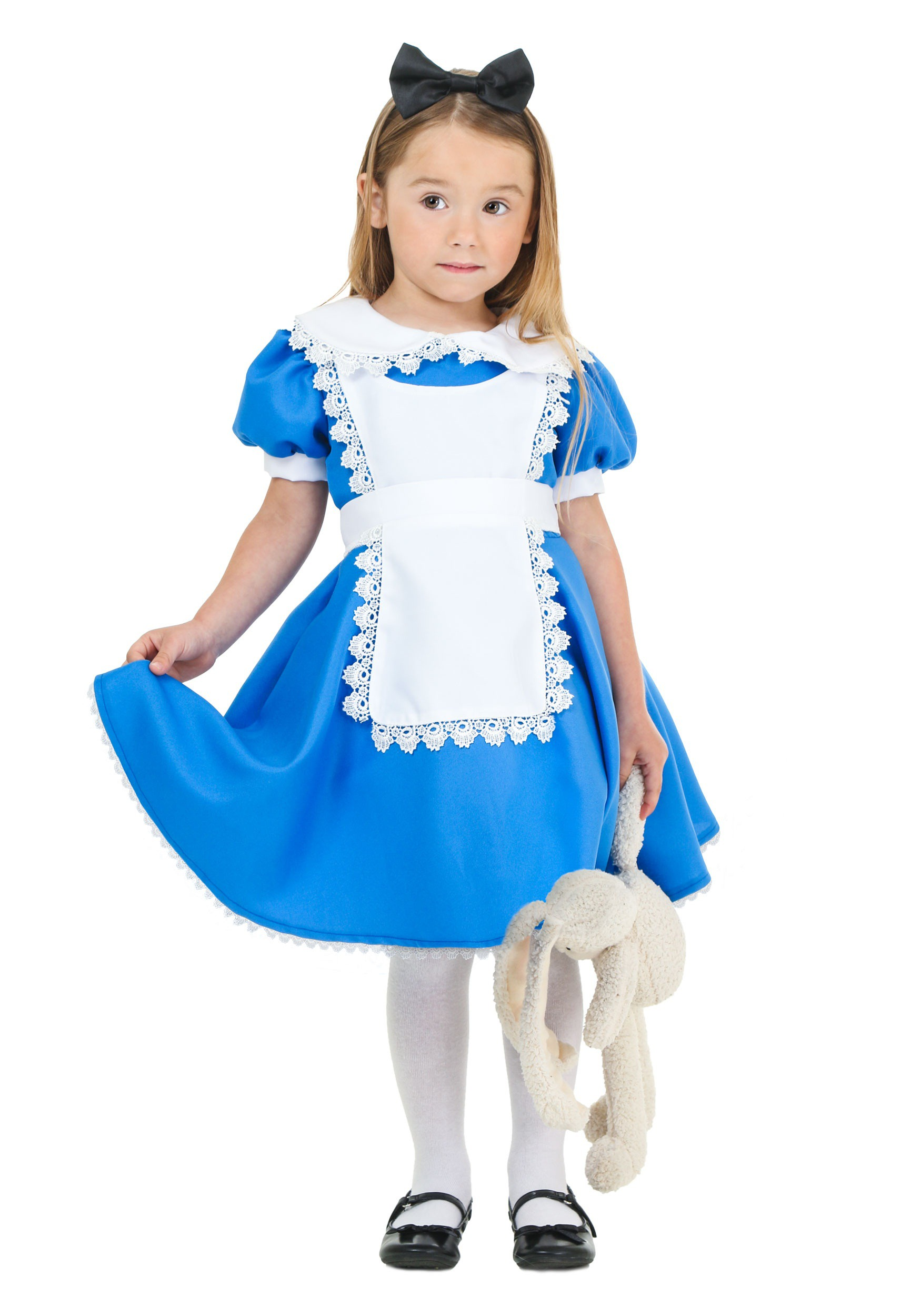 Toddlers Supreme Alice Costume  sc 1 st  Fun.com : alice in wonderland girls costumes  - Germanpascual.Com