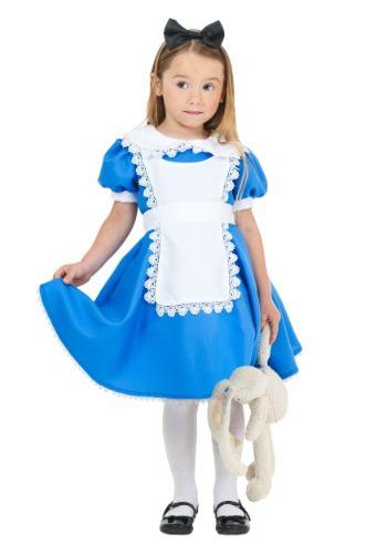 Toddlers Supreme Alice Costume