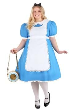 Supreme Alice Plus Size Costume Update Main