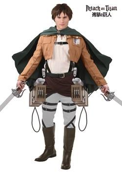 Deluxe Attack on Titan Eren Yaeger Costume 1