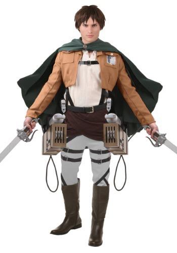 Deluxe Attack on Titan Eren Yaeger Costume