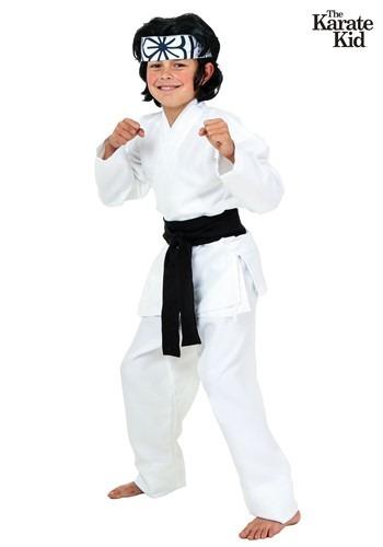 Kids Karate Kid Daniel San Costume