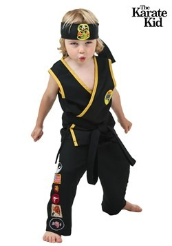 Toddler Cobra Kai Costume