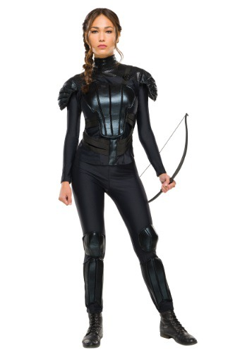 Womens Katniss Mockingjay Costume