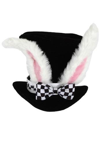 White Rabbit Wonderland Top Hat