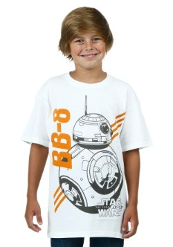 Boys Star Wars 7 BB-8 Sketch T-Shirt
