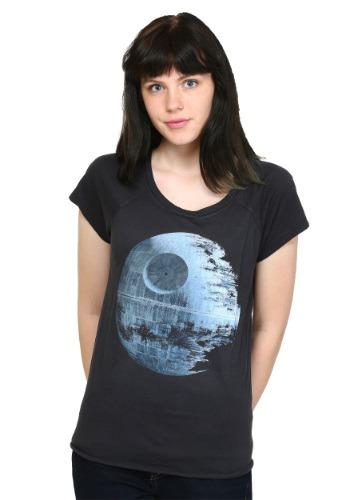 Star Wars Death Star Juniors T-Shirt