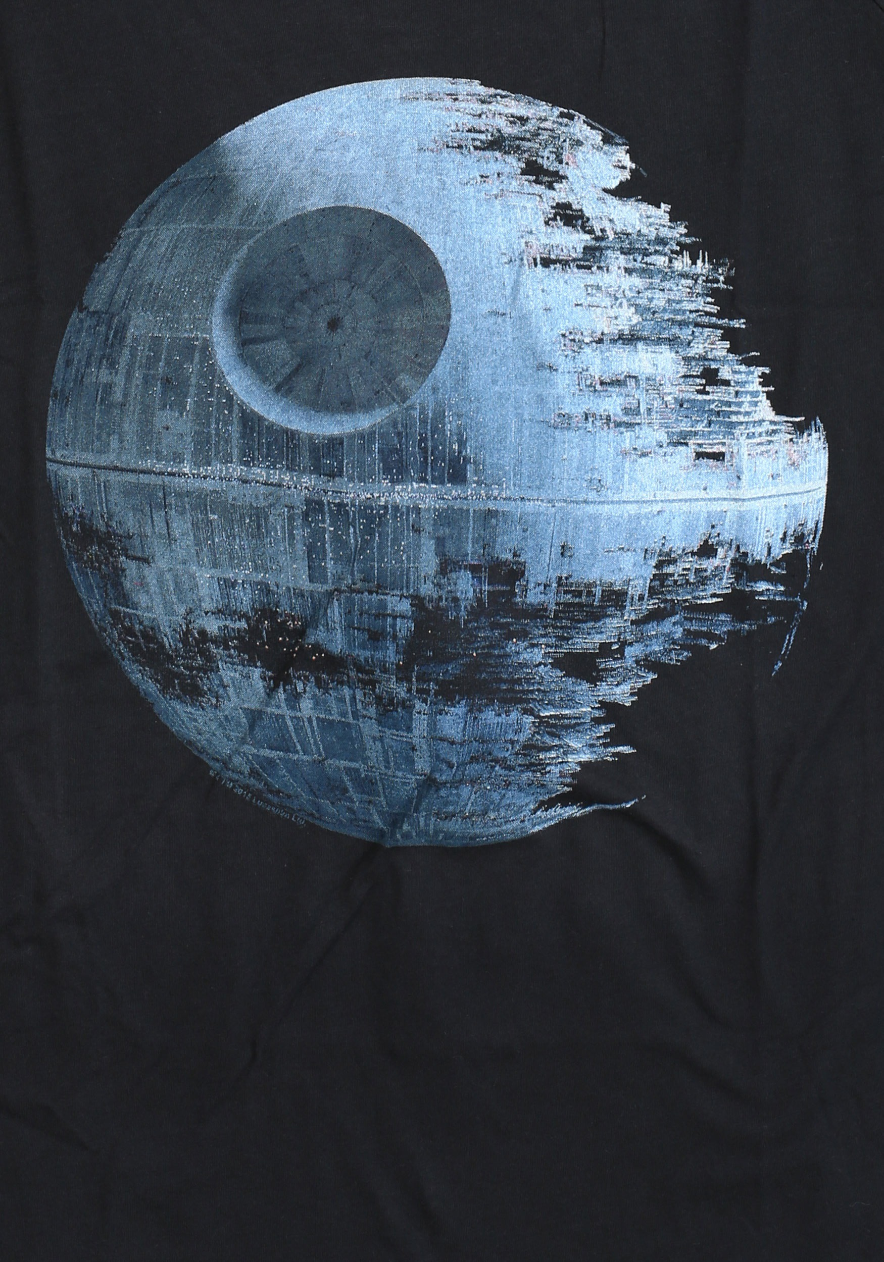 womens star wars death star t shirt. Black Bedroom Furniture Sets. Home Design Ideas