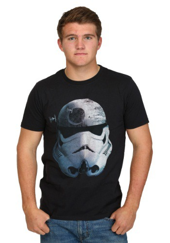 Star Wars Death Star Trooper Mens T-Shirt