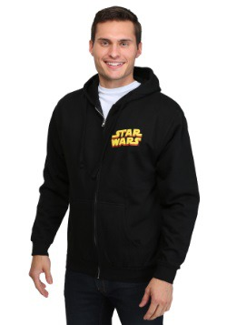 Star Wars Periodic Table Zip Hoodie