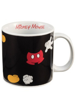 Mickey Mouse Heat Activated Mug
