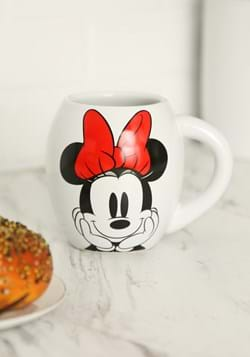 Minnie Mouse Oval Mug Upd