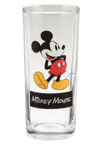 Disney Character Glass Set