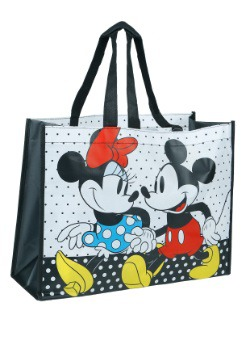 Disney Mickey and Minnie Shopping Tote