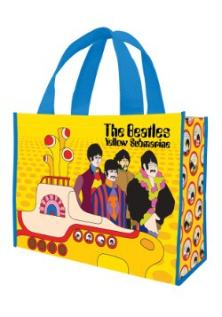 Beatles Yellow Submarine Shopping Tote