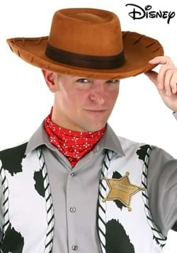 Woody Cowboy Adult Deluxe Hat