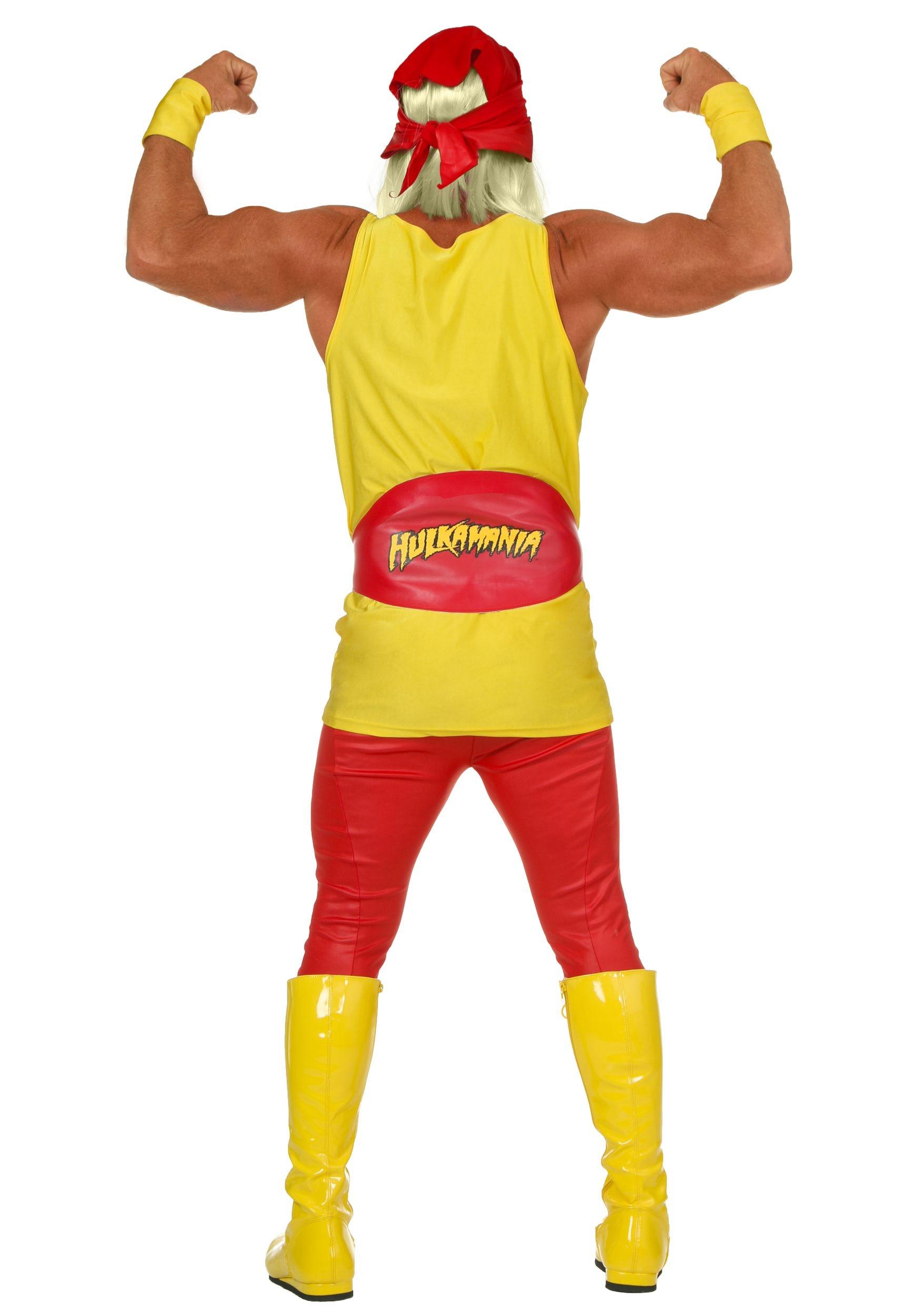 Adult hulk hogan costume adult hulk hogan costume solutioingenieria Image collections