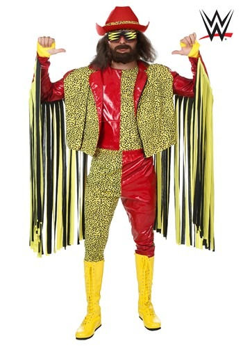 Macho Man Randy Savage Costume FUN6101AD-L