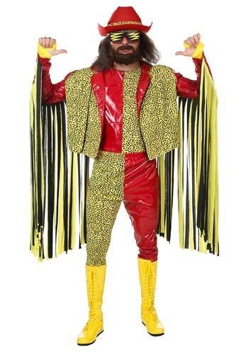 Macho Man Randy Savage Costume FUN6101AD