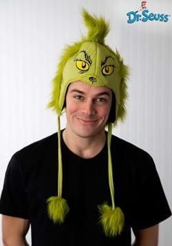 Grinch Hoodie Deluxe Hat-1