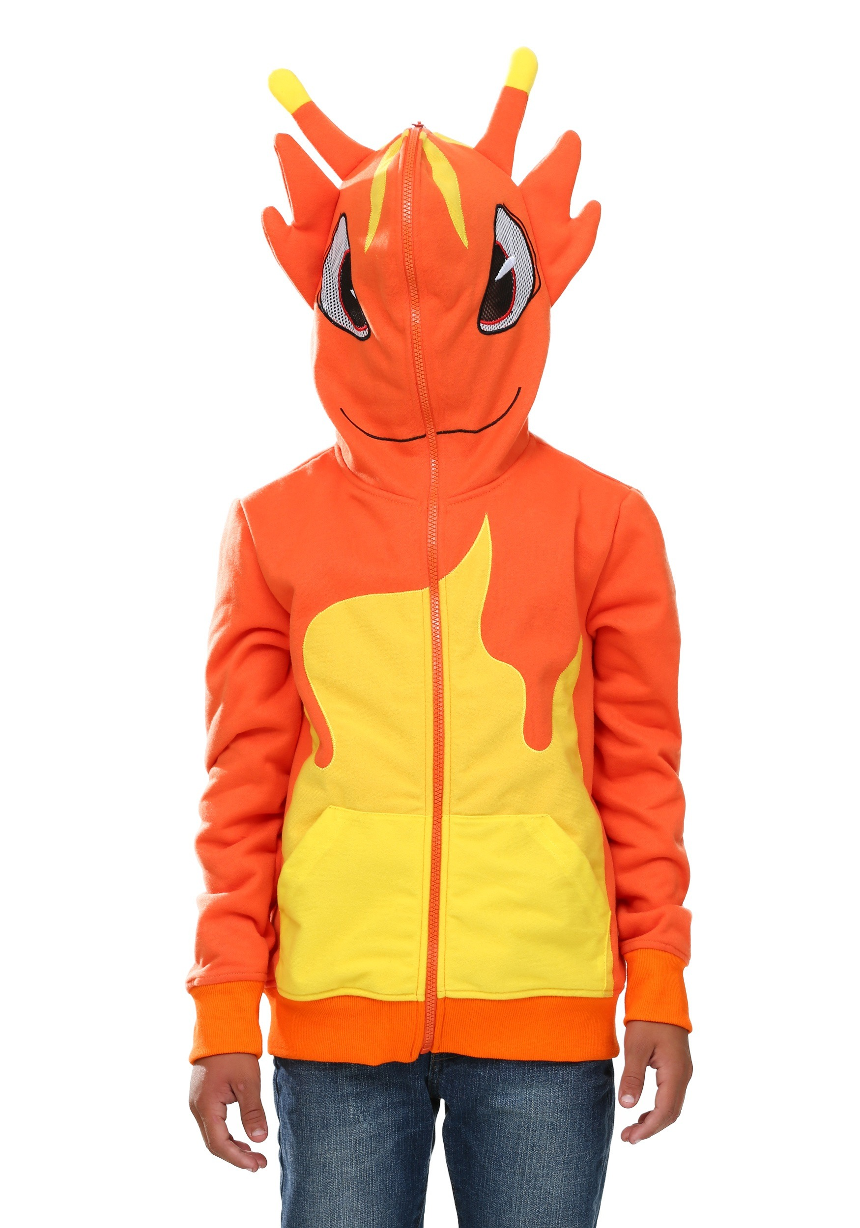 Fun Lamps Kids Slugterra Hooded Sweatshirt