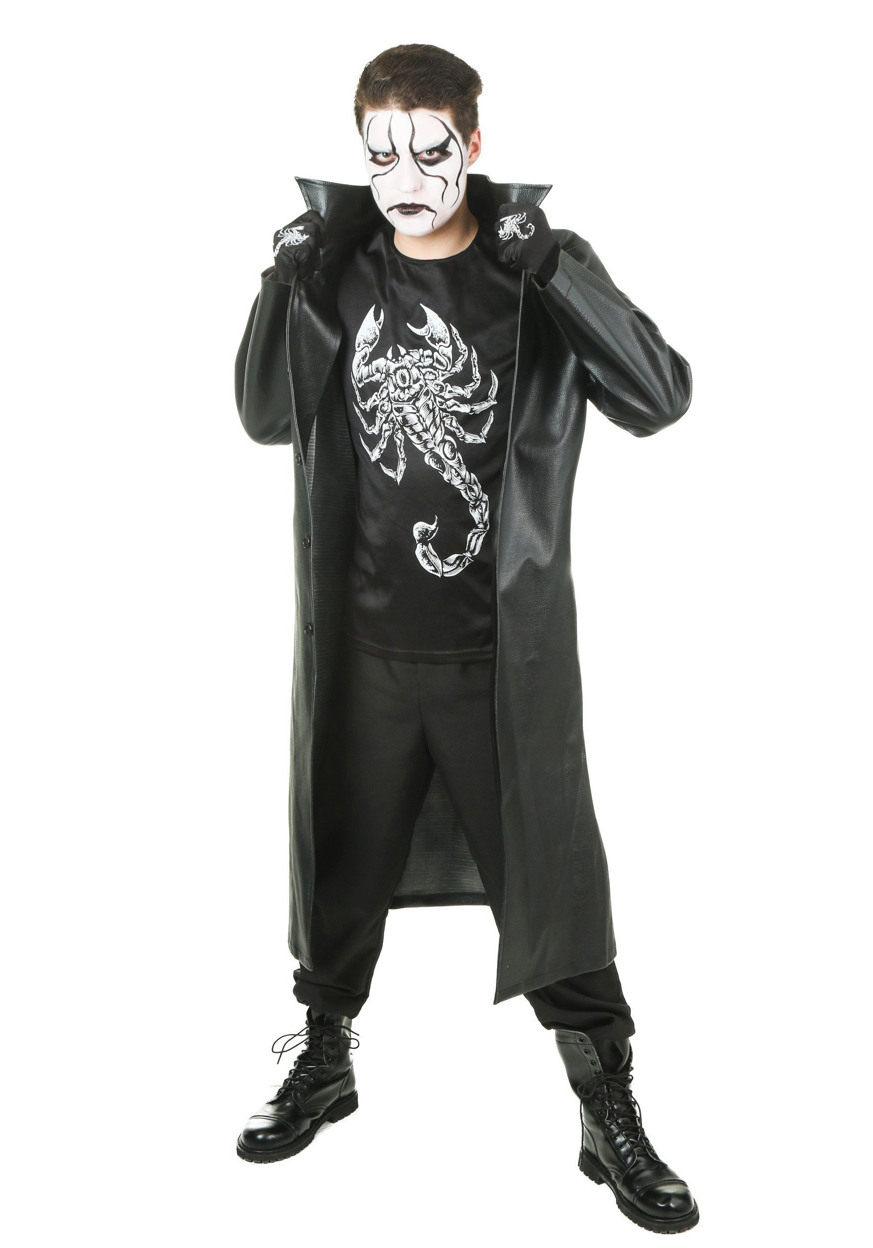 WWE Sting Costume FUN2390AD
