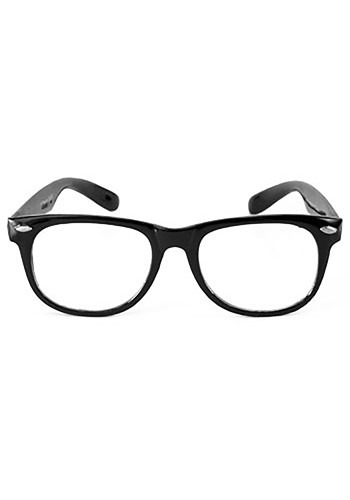 Vintage Black Glasses
