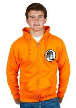Dragon Ball Z Kame/King Kai Symbol Hoodie
