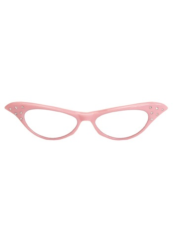 Pink Frame Glasses