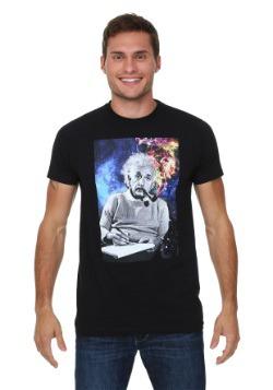 Einstein Smoke Mens T-Shirt