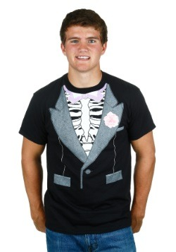 Men's Skeleton Tux T-Shirt