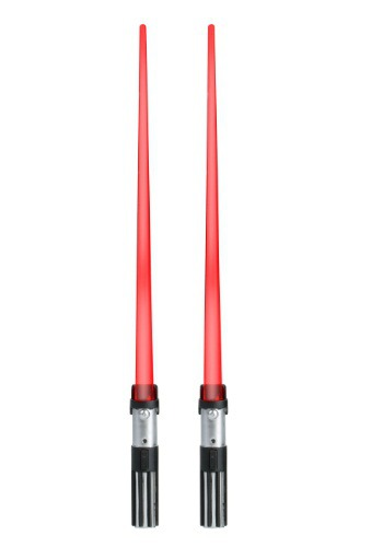 Star Wars Darth Vader Light Up Chopsticks