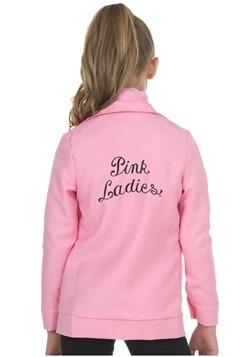Child Authentic Pink Ladies Jacket Alt 1