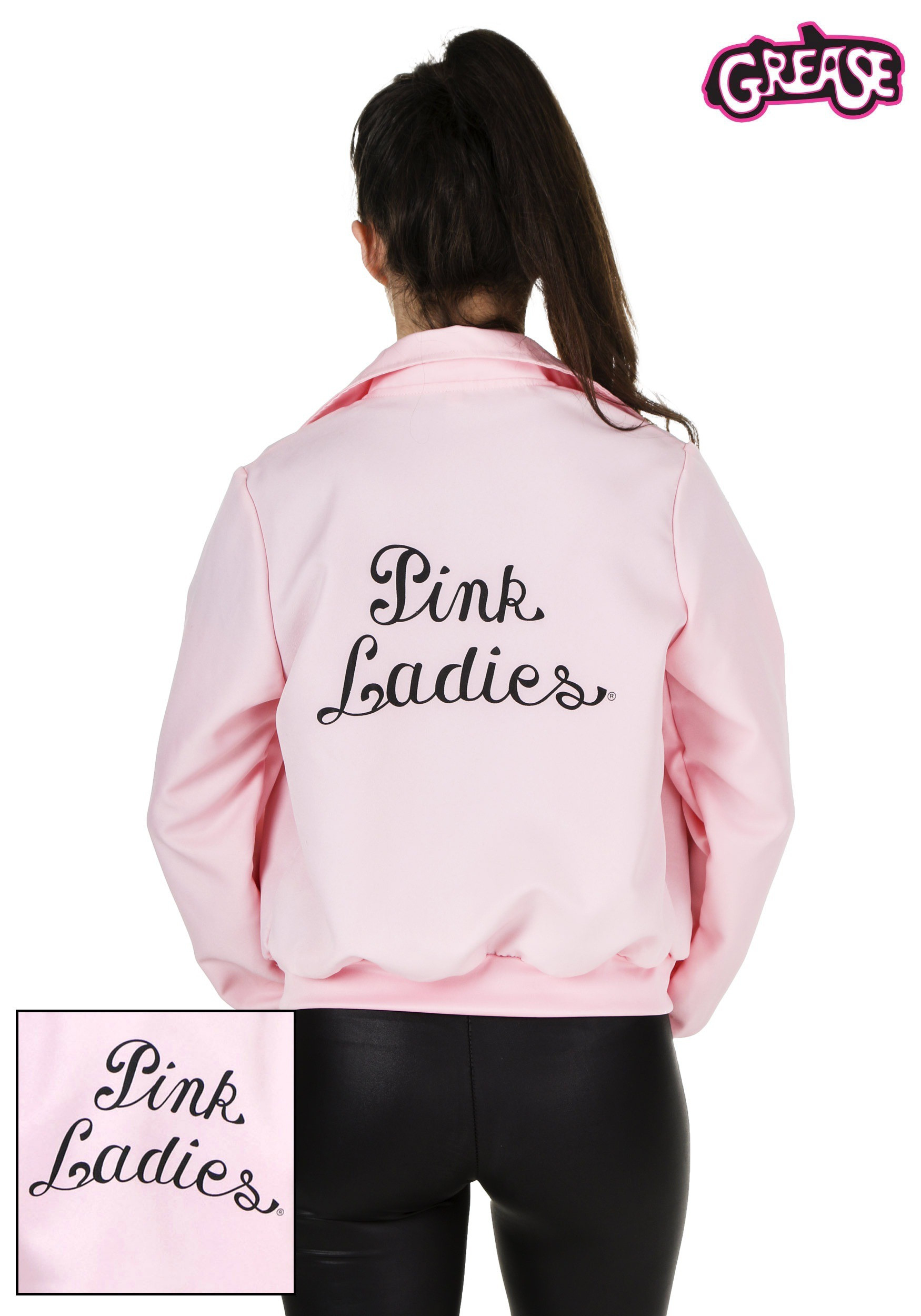 Deluxe Pink Ladies Jacket for Women