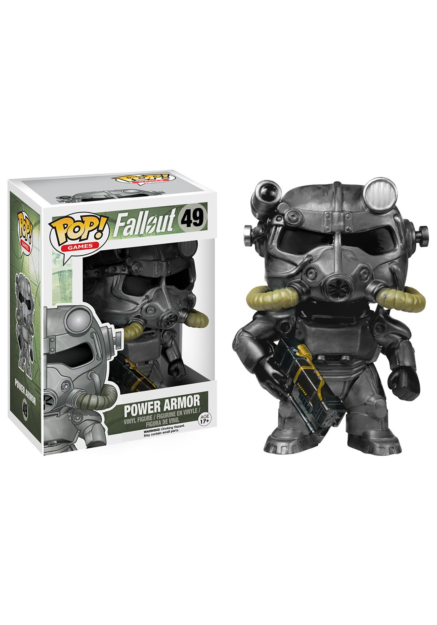 POP! Fallout Brotherhood of Steel Power Armor Vinyl Figure FN5851