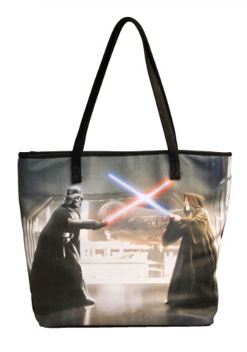 Star Wars Obi-Wan and Darth Purse