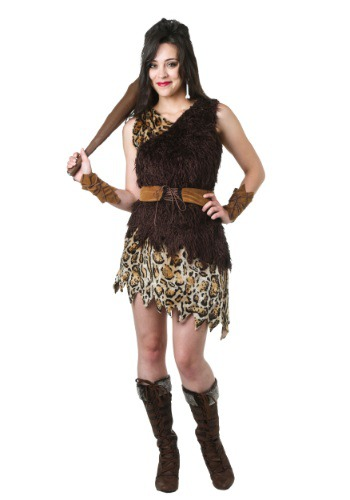 Cavewoman Prehistoric Costume
