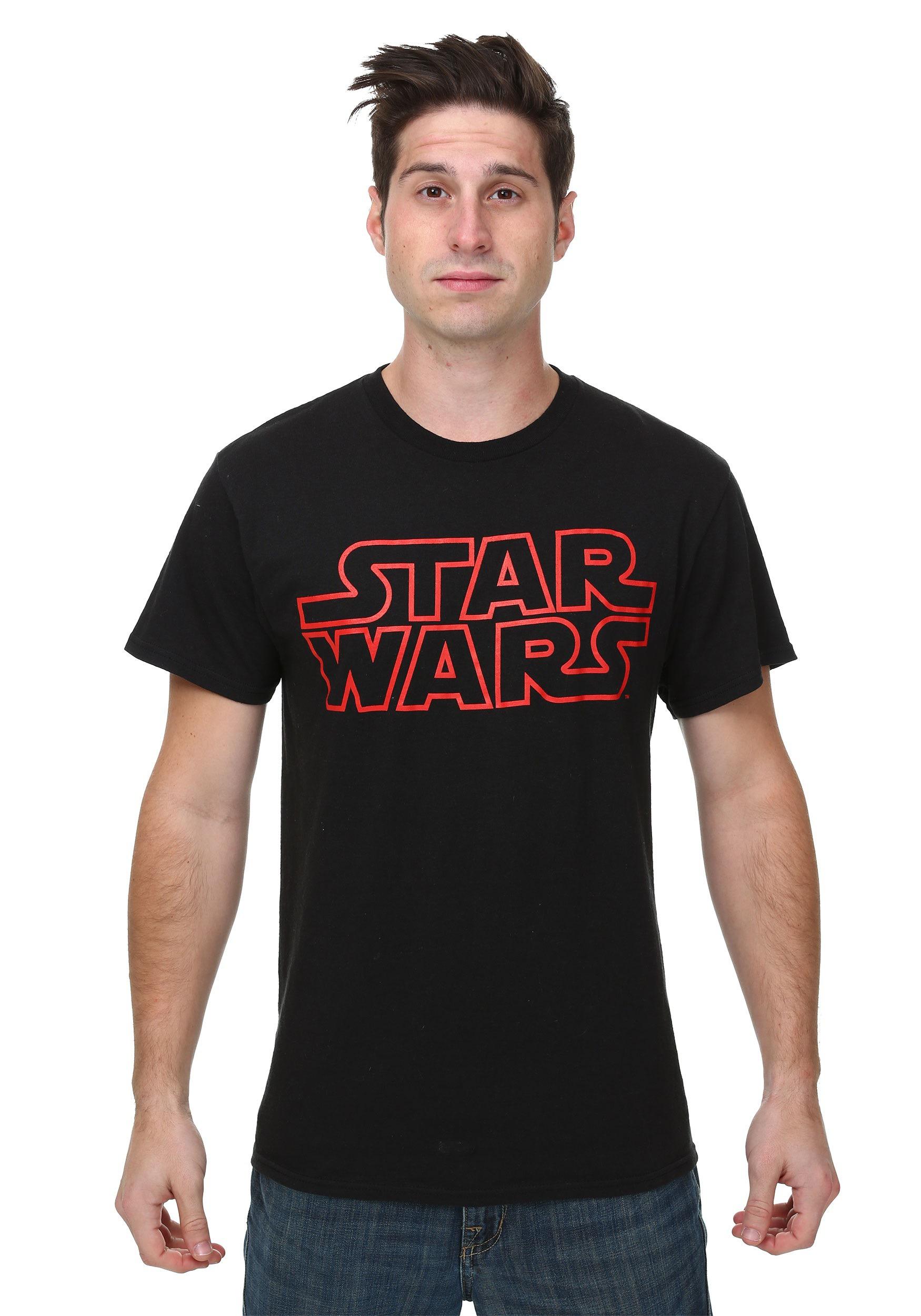 Star War Logo Repeating Pattern Grey//Turquoise Men/'s Tank