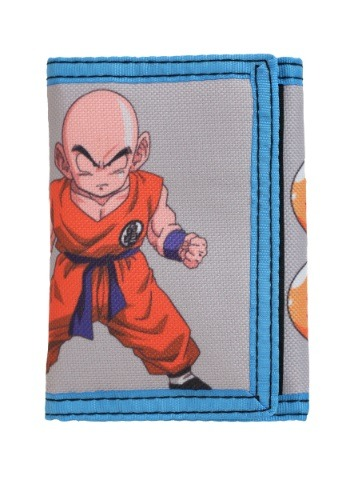 Dragon Ball Z Velcro Wallet