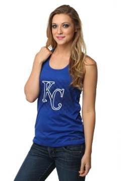 Kansas City Royals Respect the Training Womens Tan